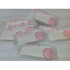 Pañuelos Aqua amenities (Pack de 100 uds.)