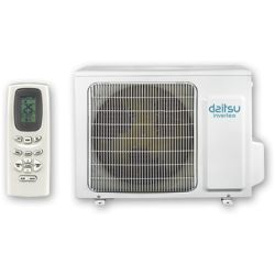 Multi Split de Pared Inverter DAITSU AIR 2X1 ASD 9 U2I-DN