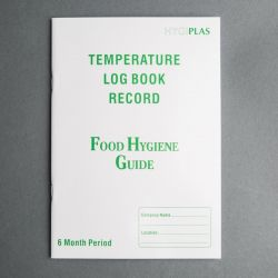 Libro de Registro Temperaturas